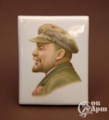 "Плакетка ""Ленин В.И."""